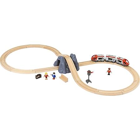 BRIO 63377300 Eisenbahn Starter Set A - Bild 1