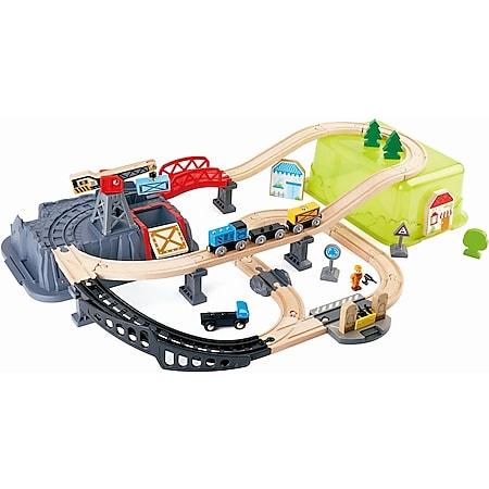 HaPe Eisenbahn-Baukasten-Set - Bild 1