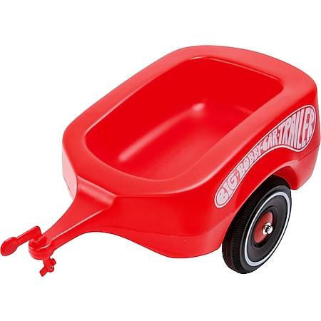 BIG Bobby-Car-Trailer Rot - Bild 1