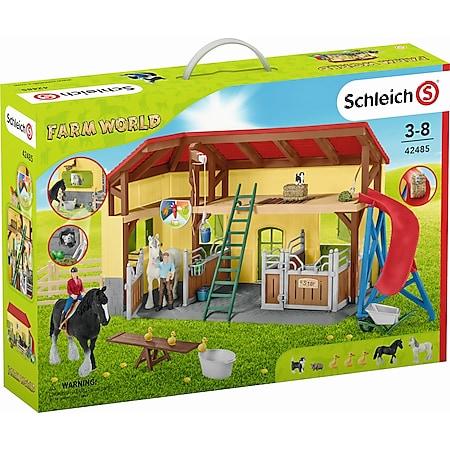 Schleich® Farm World Schleich 42485 Farm World Pferdestall - Bild 1