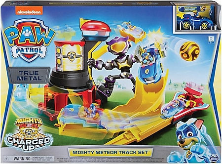 Spin Master Paw Patrol Mighty Charged Up Meteor Playset - Bild 1