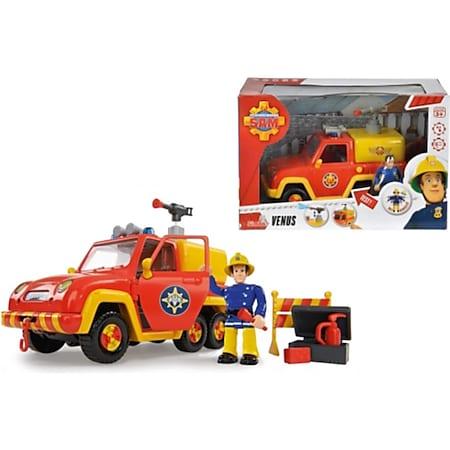 Simba Sam Feuerwehrauto Venus mit Figur - Bild 1
