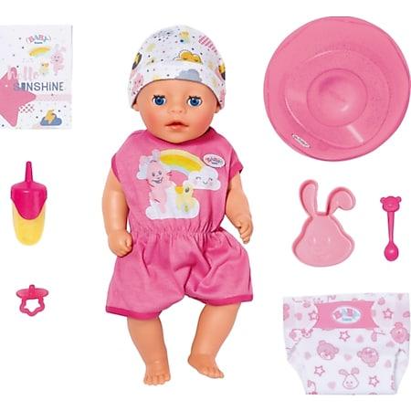 BABY born® Zapf 827321 BABY born Soft Touch Little Girl 36 cm - Bild 1