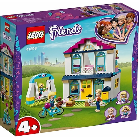 LEGO® Friends 41398 4+ Stephanies Familienhaus - Bild 1