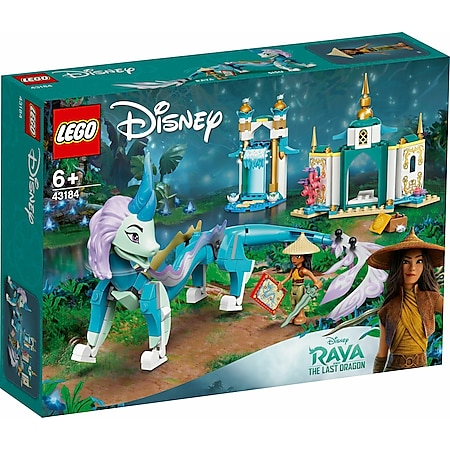 LEGO® Disney Prinzessin LEGO® Disney Princess 43184 Raya und der Sisu Drache - Bild 1