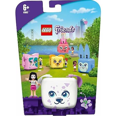 LEGO® Friends Magische Würfel 41663 Emmas Dalmatiner-Würfel - Bild 1