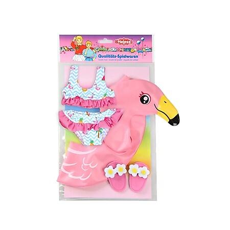 Heless Puppen-Schwimmset ''Flamingo Ella'', Gr. 35-45 cm - Bild 1