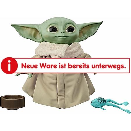 Star Wars Hasbro F11155L0  The Child, sprechende Plüsch-Figur - Bild 1