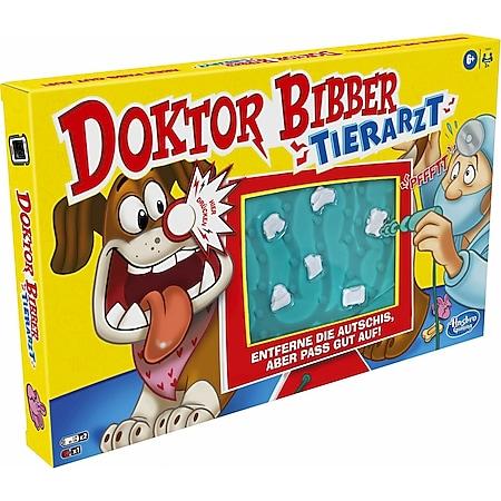 Hasbro Gaming Hasbro E9694100 Doktor Bibber Tierarzt - Bild 1