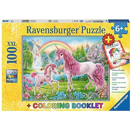 Ravensburger 13698 Puzzle Magische Einhörner 200 Teile - Bild 1