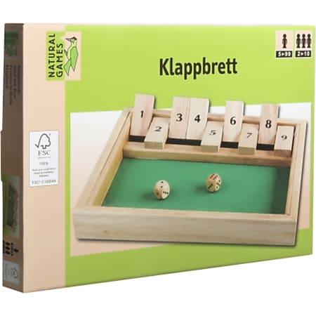 Natural Games Klappbrett 27 x 19 cm - Bild 1