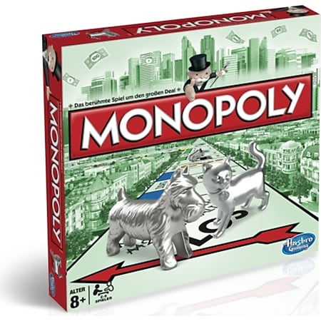 Hasbro Gaming Hasbro C1009100 Monopoly Classic - Bild 1