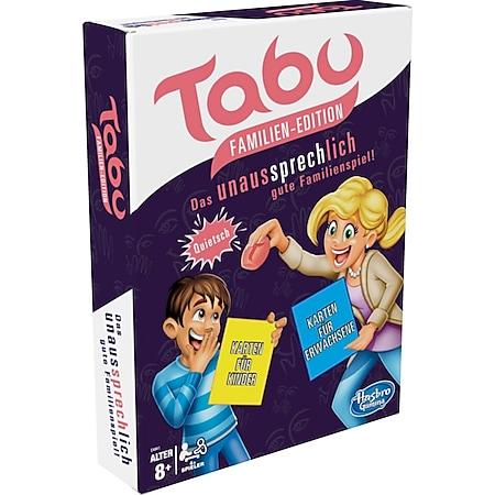 Hasbro Gaming Hasbro E4941100 Tabu Familien-Edition - Bild 1