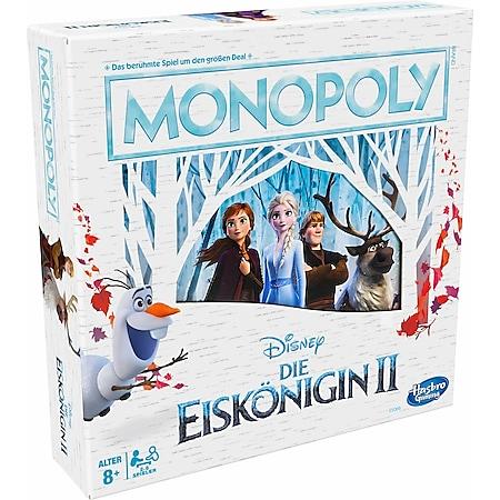 Hasbro Gaming Hasbro E5066100 Monopoly Disney Frozen 2 - Bild 1