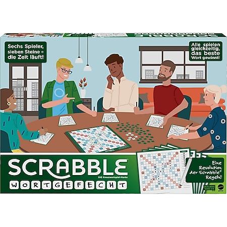 MATTEL GAMES Mattel GTJ27 Scrabble Wortgefecht - Bild 1