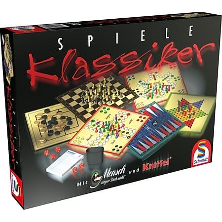 Schmidt Spiele Klassiker Spielesammlung - Bild 1