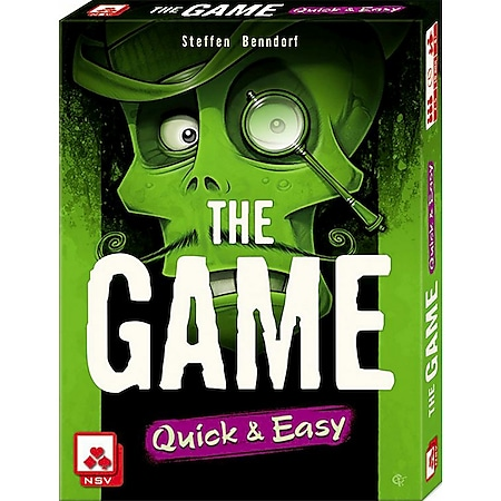 Nürnberger-Spielkarten-Verlag THE GAME QUICK AND EASY - Bild 1