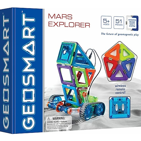 GEOSMART Geosmart Mars Explorer 51 Teile - Bild 1