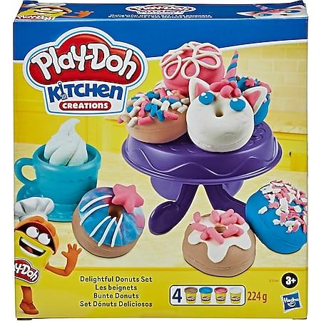Play-Doh Hasbro E3344EU6  Bunte Donuts - Bild 1
