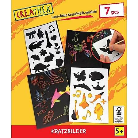 Creathek Kratzbilder - Bild 1