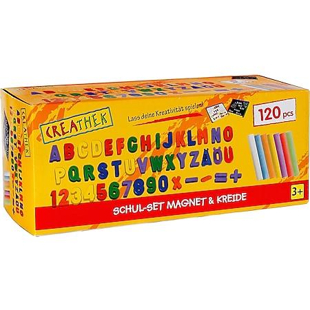 Creathek Schulset mit Magneten und Kreide - Bild 1