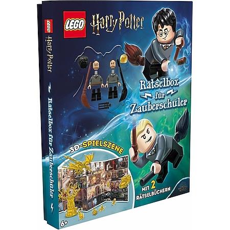 AMEET LEGO® Harry Porter LEGO® Harry Potter# Rätselbox für Zauberschüler - Bild 1