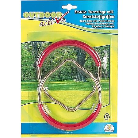 Outdoor active Outdoor active Turnringe Kunststoff/Metall, 2 Stück - Bild 1