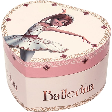 Trousselier SA Musikherz groß Ballerina - Bild 1