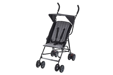 Safety 1st Flap Buggy Black Chic, schwarz - Bild 1
