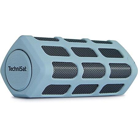 TechniSat BLUSPEAKER OD 300 grau Bluetooth-Lautsprecher mit Powerbank - Bild 1