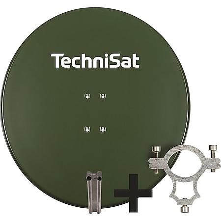 1285/1444 SATMAN 850 PLUS, mit 40 mm Halteschelle grün - Bild 1