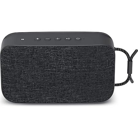 0000/9119 TechniSat BLUSPEAKER TWS XL Portabler Bluetooth-Lautsprecher  schwarz - Bild 1