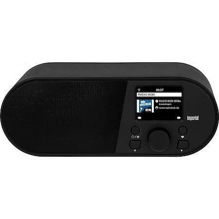 IMPERIAL i105 Internetradio (WLAN, Mediaplayer, USB, DLNA, Farbdisplay, Wecker, Appsteuerung) - Bild 1