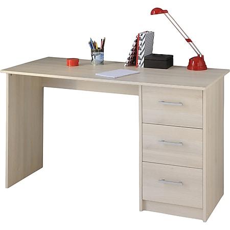Schreibtisch Infinity 121 x 55 cm Parisot Akazie beige - Bild 1