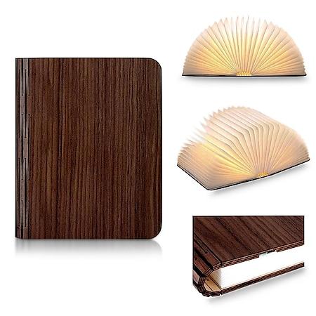 Design-Deko-Leuchte Book - Bild 1