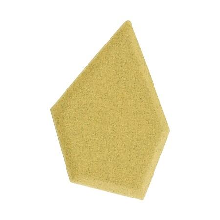 Schallschutz-Paneel Geo Gelb - Bild 1