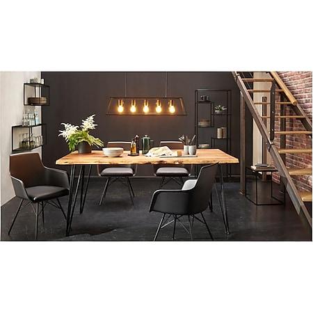 Stuhl-Set, 2-tlg. Fred Schwarz - Bild 1