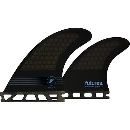 Futures F4 Legacy Honeycomb Quad Finnen Set - Future Box - Bild 1