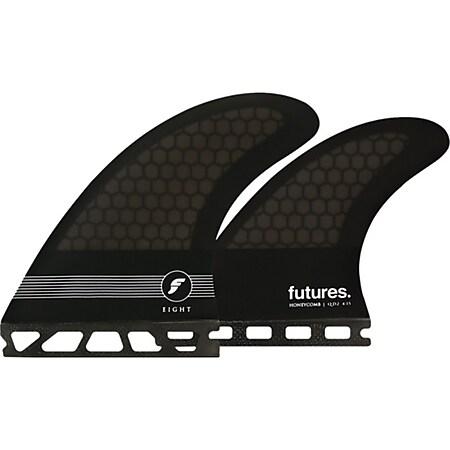 Futures F8 Legacy Honeycomb Quad Finnen Set - Future Box - Bild 1
