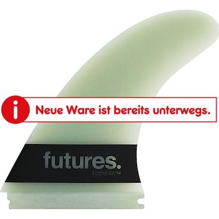 "Futures 6.0"" Eddie Gun G10 Big Wave Single Finne - Future Box - Bild 1"