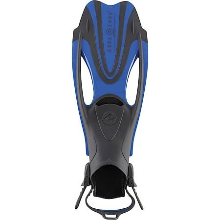 AquaLung Zinger Flossen Farbe: Yellow, Schuh Größe: M - Bild 1