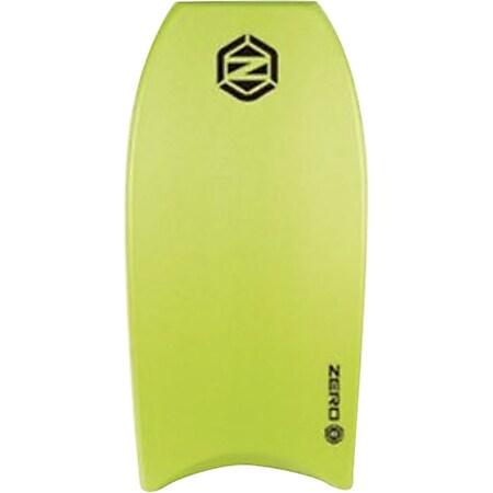 """Ocean & Earth Zero Bodyboard Farbe: Lime, Board Größe: 36"""" - Bild 1"""