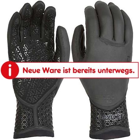 XCEL 3mm Drylock 5-Finger Neopren Handschuhe Hand Größe: XL - Bild 1