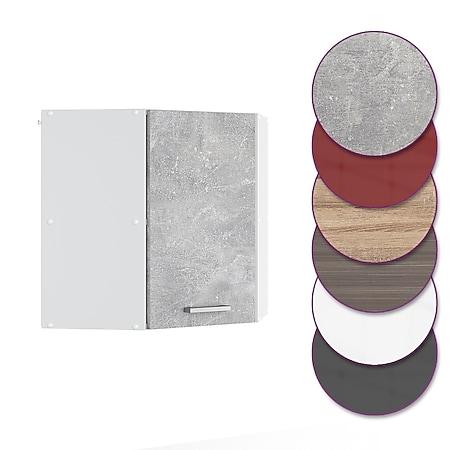 Vicco Küche R-Line Eckhängeschrank 57 cm, verschiedene Farben - Bild 1