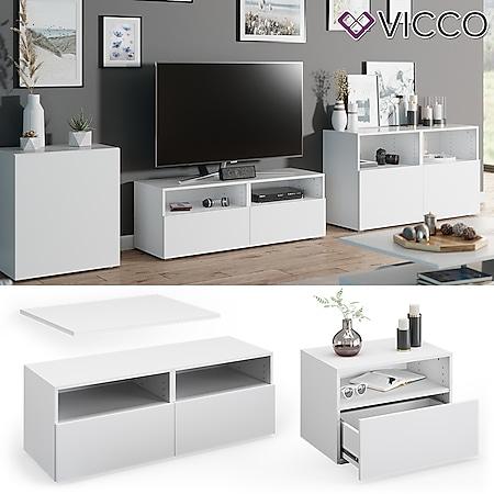VICCO Einlegeboden COMPO M11 weiß Groß Schrank Bücherregal Akten Büroregal - Bild 1