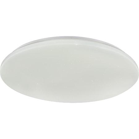 Globo Lighting PAYN Deckenleuchte Metall weiß, 1xLED - Bild 1