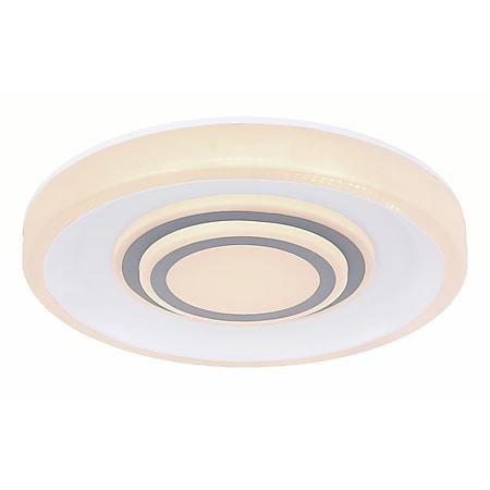 Globo Lighting LAMBRUS Deckenleuchte Metall weiß, 1xLED - Bild 1
