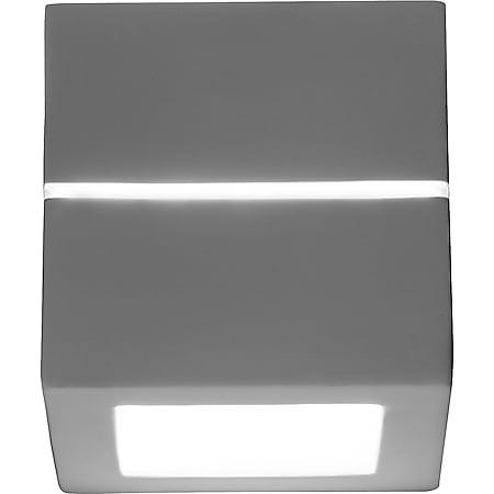 Globo Lighting JUNIPUS Wandleuchte Keramik weiß, 1xE27 - Bild 1