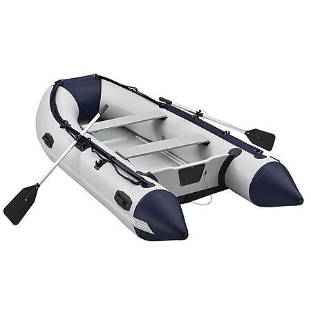 ArtSport Schlauchboot 3,20m mit 2 Sitzbänke, Aluboden, Paddel, Pumpe, Tasche & Reparaturset - Bild 1