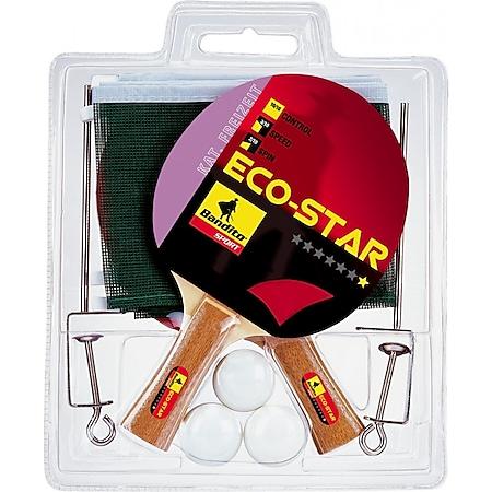Bandito Tischtennis Komplett-Set Eco Star - Bild 1